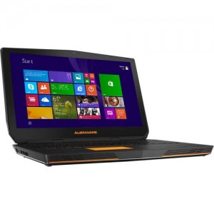 Alienware 17 ANW17-2136SLV 17 Inch Laptop (2.50GHz Intel Core i7 4710HQ processor, 8GB Memory 1TB HDD NVIDIA GeForce GTX 970M 3 GB GDDR5