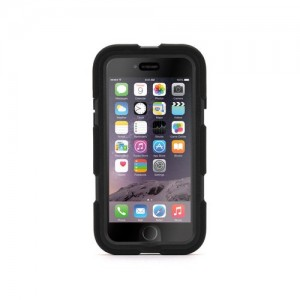 Griffin Survivor Case for iPhone 6 - Retail Packaging - Black