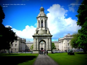 The Trinity College Top 6 the Most Beautiful School in the World
