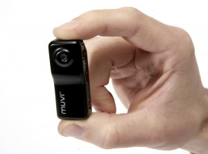 Veho VCC-003-MUVI-BLK MUVI Micro digital camcorder for Action SportsSurveillance (Includes 4GB Memory)