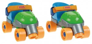 Fisher- price Grow with me 1, 2, 3 Roller skates