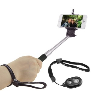 CamKix Selfie Stick with Universal Phone Holder