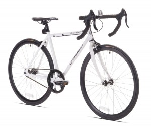 Giordano Series One 24-Inch Single Speed Fixed Track Bike, 39cmOne Size