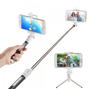 Kootek Extendable Wireless Monopod Selfie Stick