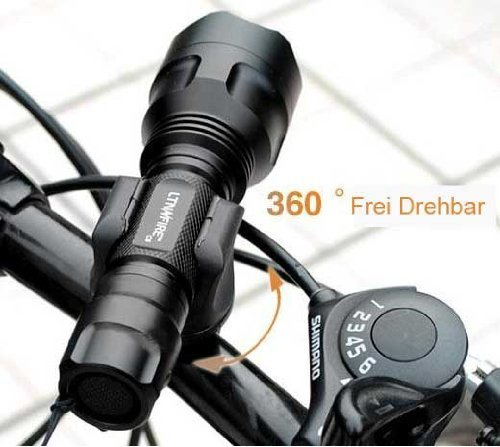 Top 10 Best Flashlights Bicycle Mount 2020 Review