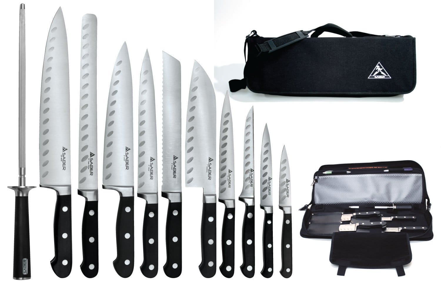 Top 10 Best Kitchen Knife Sets 2018 Review