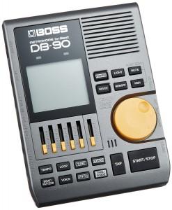 #5. BOSS DB-90 Metronome