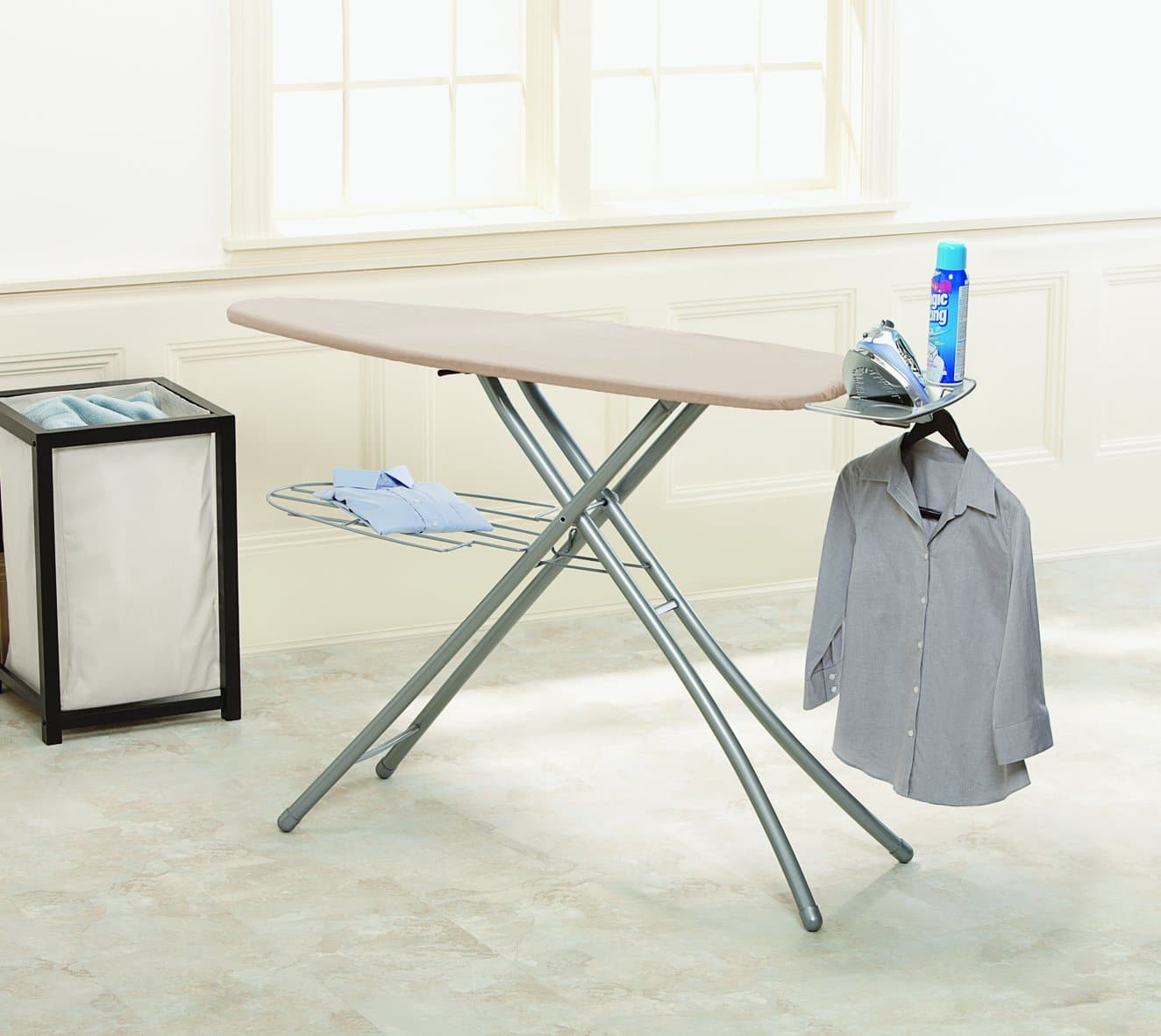 Top 10 Best Space-Saving Ironing Boards 2020 Review