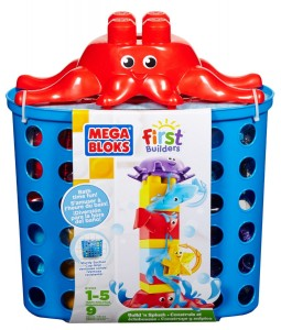 Mega Bloks Build N Splash