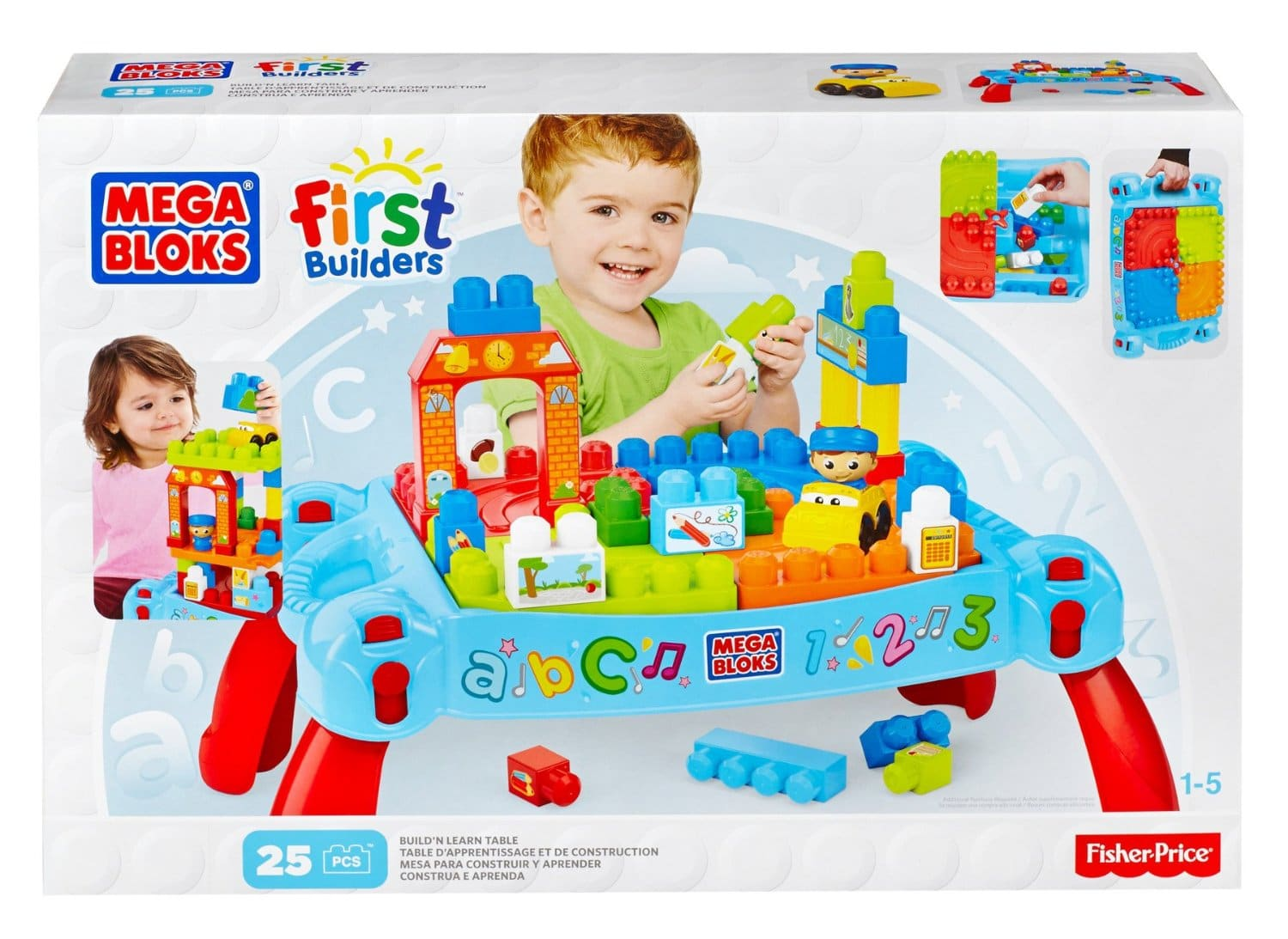 Top 10 Best Mega Blocks Builder Sets For Kids2019 Review