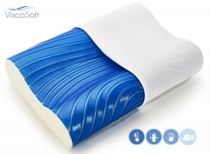 Top 10 Best Gel Pillows Offers Therapeutic Support 2019 Review