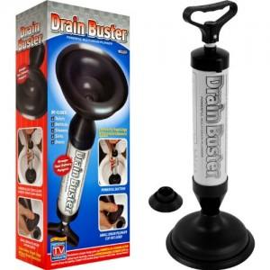 Air Drain Blaster Air Pressure Toilet Plunger