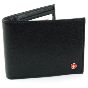Alpine Swiss Wallet