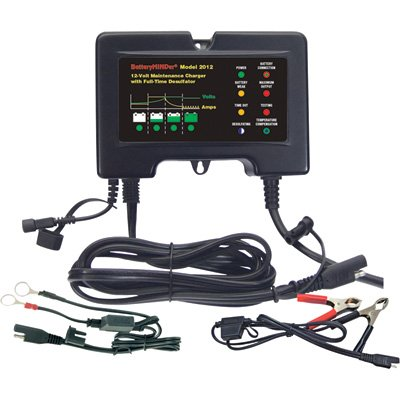Top 10 Best Car Battery Chargers 2020 Review