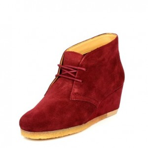 Clarks Originals Women's Suede Desert Boot