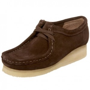 Clarks Originals Womne's Wallabee Boot