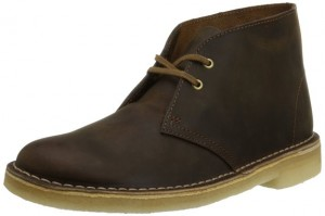 Clarks Women's Desert Boot Chukka Boot