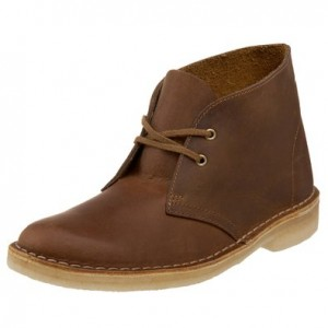 Clarks Women's Desert Lace-Up Boot