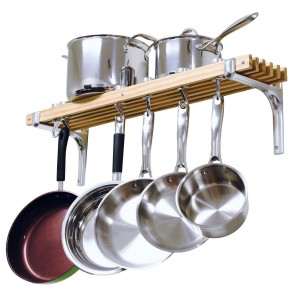 Cooks Standard Wall Mount Pot Rack