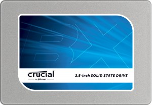Crucial BX100 SATA Internal Solid State Drive