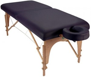 Custom Craftworks Classic Portable Massage Table