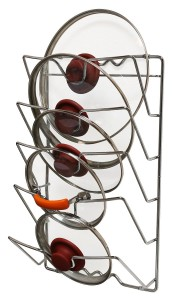 DecoBross Pot Lid Rack