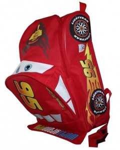 Disney Cars Toddler Backpack