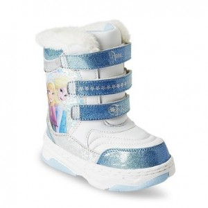 Disney Frozen Winter Fur Boot