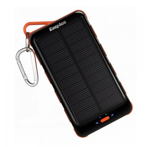 EasyAcc Classic Solar Panel Power Bank