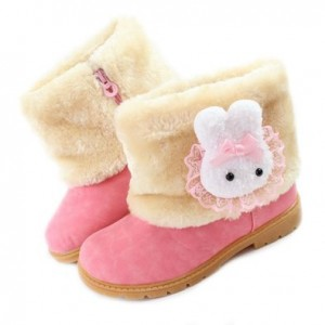 Femizee Baby Girls Infant Boot