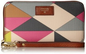 Fossil Sydney Zippered Phone Wallet