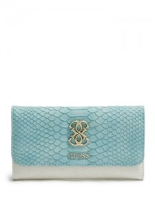 Guess Women's Lake Shore SLG Clutch Wallet