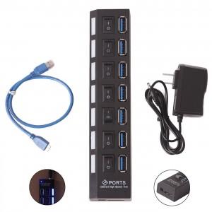 HDE SuperSpeed USB 3.0 Hub