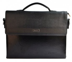 Kenox Vintage Leather Men's Briefcase