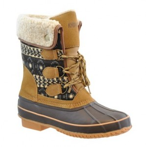 Khombu Irene Snow Boot - the most durable winter boot for women