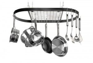 Kinetic Classicor Series 12021 Oval Pot Rack