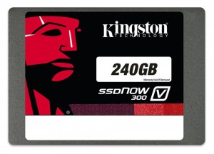 Kingston Digital 240GB V300 SATA Solid State Drive