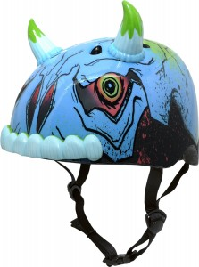 Krash Deadheadz Toro Skull Helmet