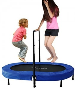Top 10 Best Trampolines For Kids In 2017 Review