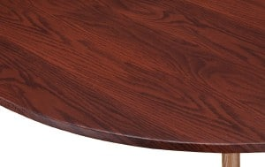 Miles Kimball Wood Grain Table Cover