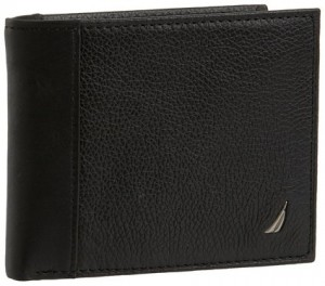 Nautica Men's Passcase Wallet
