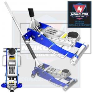 Neiko Pro 20272B Double Plunger Floor Jack