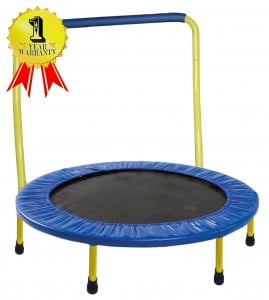 Portable Trampoline from Gymenist