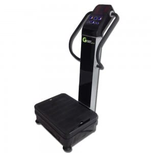 Professional Dual Motor Body Vibration Machine from GForce