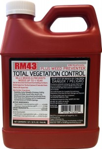 RM43 Glyphosate Plus Weed Preventer
