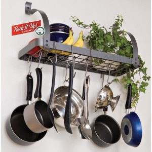 Top 10 Best Pot Racks In 2017 Review