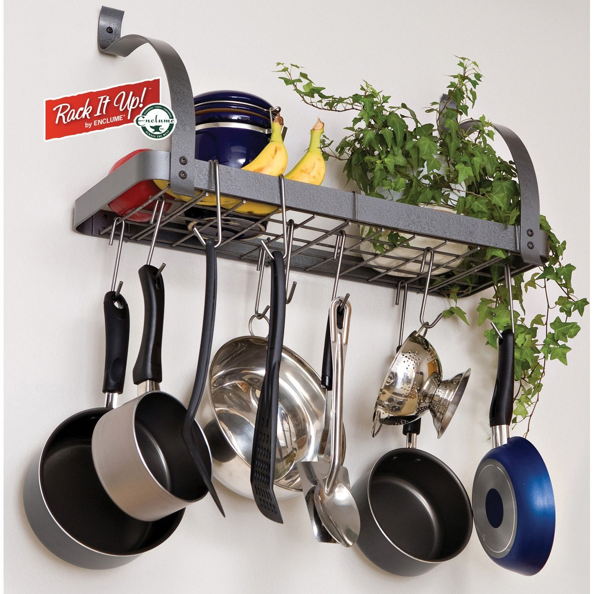 Top 10 Best Pot Racks In 2020 Review