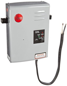 Rheem RTE 13 Electronic Tankless Water Heater