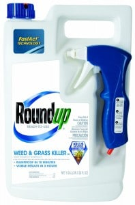 Roundup Grass Killer