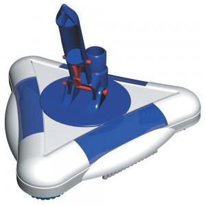 Splash Pools Rotative Vacuum Head